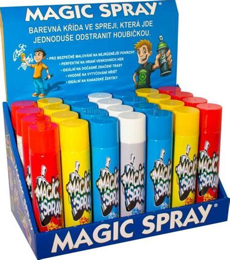 Magic Spray magic spray knihy abz cz