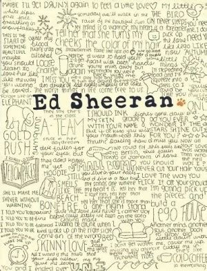 ed sheeran quotes for instagram cute song quotes for instagram quotesgram