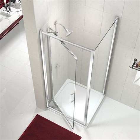 merlyn  series infold shower door side panel merlyn