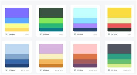 colour palette maker the ultimate list of online color palette generators for