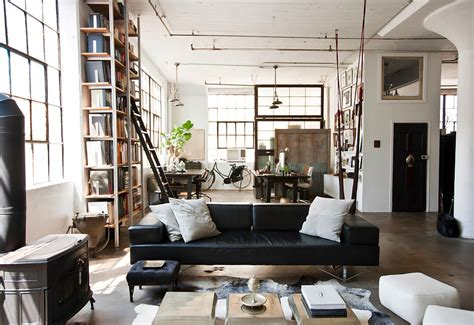 Brooklyn Loft Ideas | 25 industrial warehouse loft apartments we love