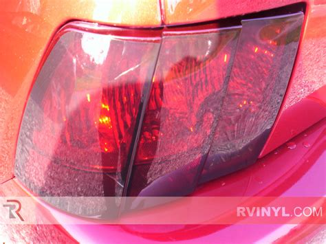 2004 mustang tail light rtint 174 ford mustang 1999 2004 tail light tint film