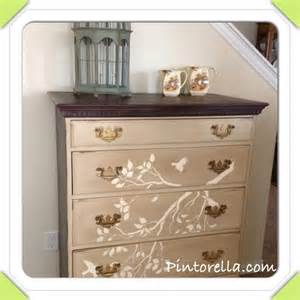 antique dresser finished with chalkpaint the