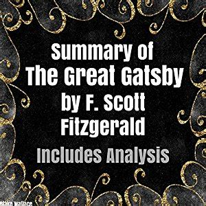 setting symbolism in the great gatsby summary of the great gatsby by f scott fitzgerald livre