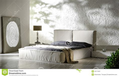 slaapkamer l industrieel industri 235 le slaapkamer royalty vrije stock fotografie