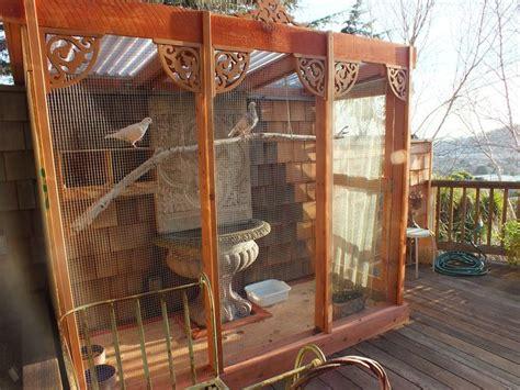 diy aviary bird aviaries pinterest bird aviary