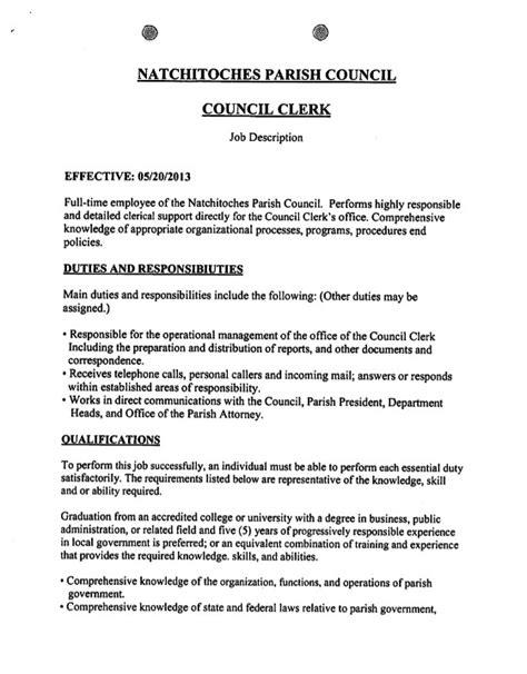 purchasing clerk description courtesy clerk resume