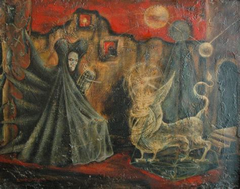 Sell Home Interior by Leonora Carrington Leonora Carrington Artelista Com En