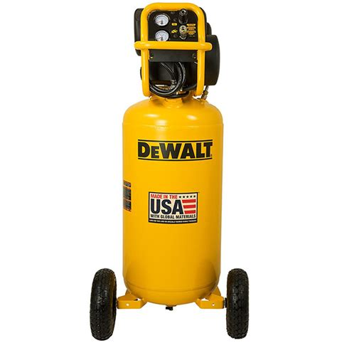 new dewalt 27 gallon air compressor