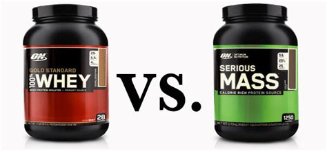 best protein mass gainer protein powder vs weight gainer