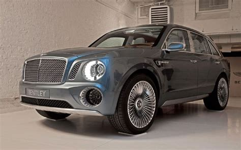 bentley jeep black official bentley suv coming by 2016 truck trend