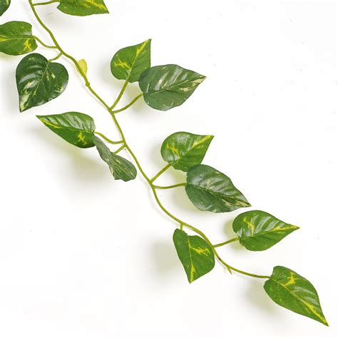 new delightful natural artificial ivy leaves garland vine foliage 2m long home decor wedding