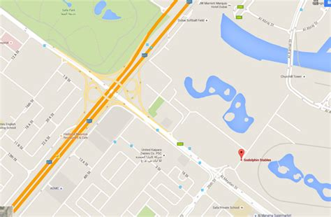 printable dubai road map could this project ease traffic on sheikh zayed road