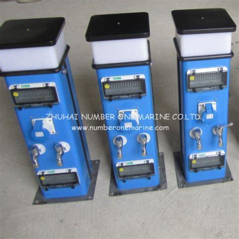 Marine Power Pedestals Manufacturers power pedestal service equipment marine power pedestal no