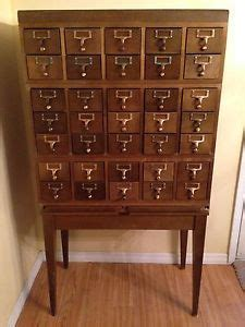 library cabinet for sale details about gaylord bros library card catalog