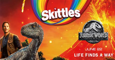 Skittles Sweepstakes - skittles jurassic world fallen kingdom sweepstakes
