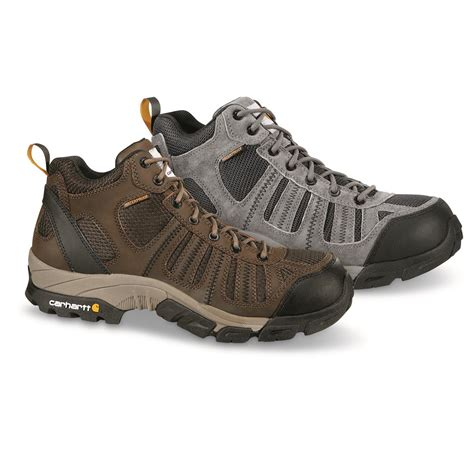 carhartt s waterproof lightweight work hiker boots