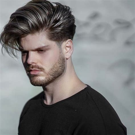 side sweep haircut boys 60 gorgeous side swept hairstyles neat sexy 2018