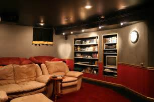 Home Theater Room Decorating Ideas by Family Home Theater Room Decorating Ideas