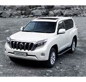 Belive The 2017 Prado Front Should Not Be Altered Rather