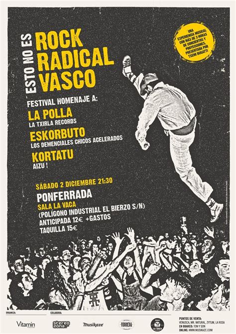rock vasco esto no es rock radical vasco ponferradahoy