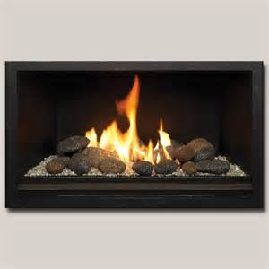gas fireplace insert glass rocks 34 dvl product detail gas fireplaces wood inserts