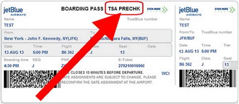 how did i get tsa precheck without applying my airline boarding pass does not have tsa precheck on it