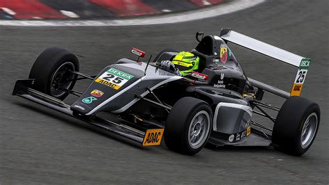 formula 4 car mick schumacher tests formula 4 car