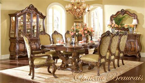 aico dining room furniture chateau beauvais aico dining collection aico dining room