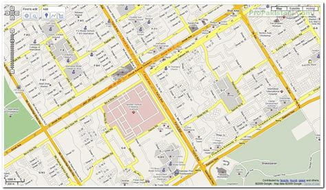 mideast hospital karachi map gps navigational maps for pakistan
