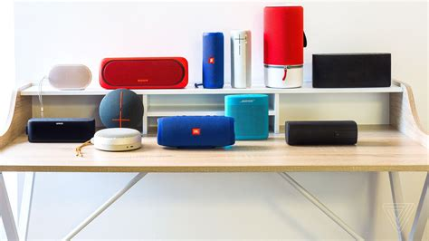 best bluetooth speakers the best bluetooth speaker to buy right now 2017 the verge