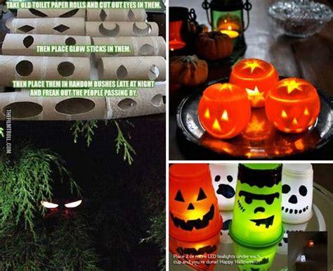 easy diy night light cool diy lights for halloween night