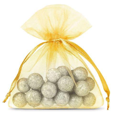 Dasi Satin 7cm Gold organza bags 5 x 7 cm 25 pcs gold i shop organza bags co uk organza bags