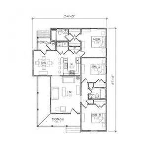 Corner House Floor Plans by Warren Ii Folk Victorian Floor Plan Tightlines Designs