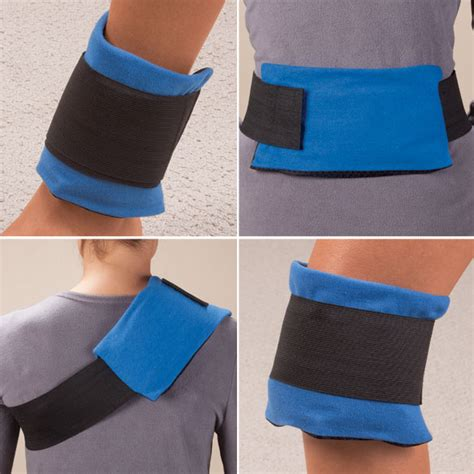 hot cold therapeutic comfort wrap hot cold therapy wrap