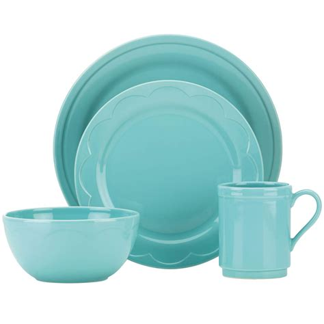 kate spade dinnerware kate spade sculpted scallop 12 dinnerware set everything turquoise
