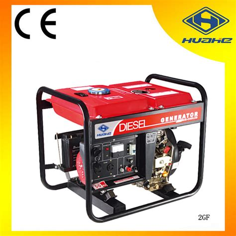 low fuel consumption diesel generator 2 kw diesel