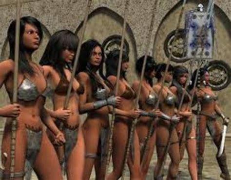 amazon warriors olaf winter deviantart amazons