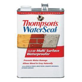 thompsons water seal upc barcode upcitemdbcom