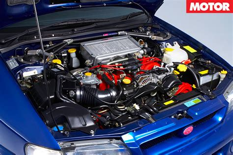 subaru wrc engine 1999 subaru 22b sti greatest impreza ever motor