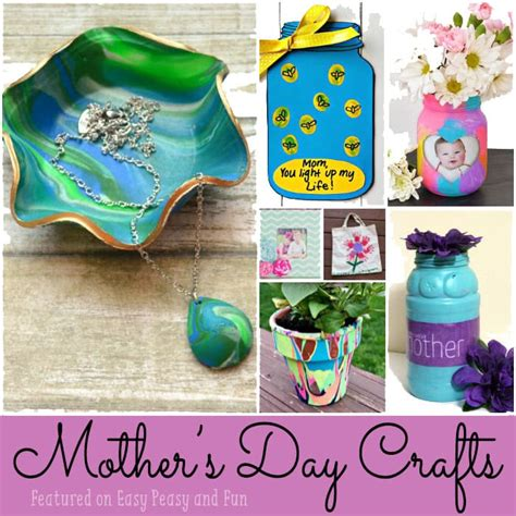 easy mothers day crafts 25 mothers day crafts for most wonderful cards