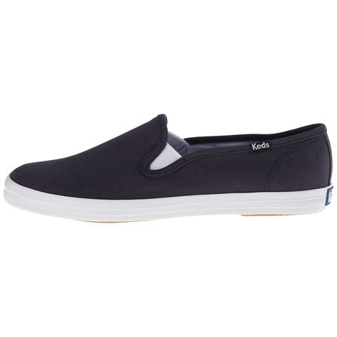 keds s chion canvas slip on sneakers athletic