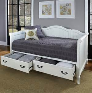 White Daybed With Storage 7 White Daybeds With Storage Drawers Furniture