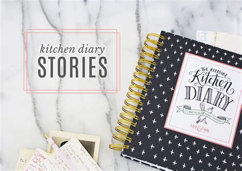 kitchen diary stories kari val living