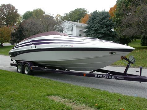 where are crownline boats made crownline 266 ltd boat for sale from usa