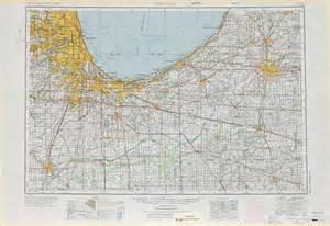 Topographic Map Chicago chicago topographic maps in il mi usgs topo quad