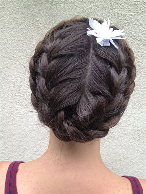 double crown hair wikopedia 9 best images about braids on pinterest headband