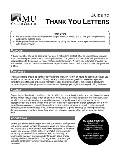 Pdf Signing A Thank You Letter by Thank You Letter Template Word Edit Fill
