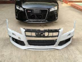 aftermarket bodykit for audi a7 rs7 bodykit front bumper