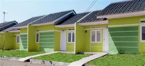 gaji 4 juta bisa beli rumah nyicil maksimal 20 tahun